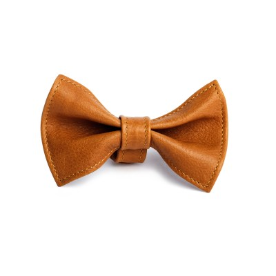 NATURAL TAN BOWTIE