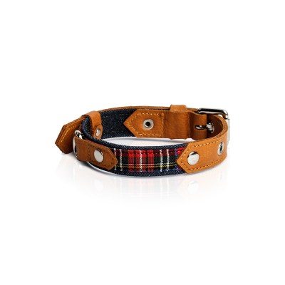 tartan-leather-dog-collar-2
